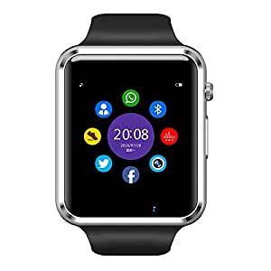 JDTECK Cubot Quest Lite Watch Connected, Smartwatch SIM/TF (Micro ...