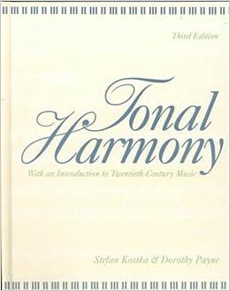 Book Tonal Harmony