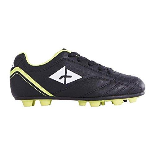 Chaussures de foot pour terrain sec enfant fg 104 - noir 37