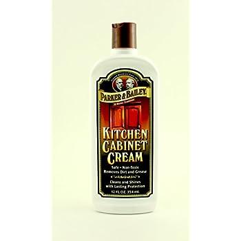 Amazon Com Parker Amp Bailey Kitchen Cabinet Cream 12 Ounce