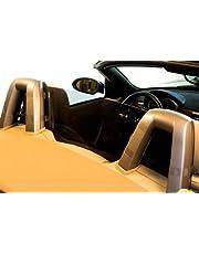DEFLECTAIR™ - Wind Deflector for BMW Z4 2002-2008 Convertible - Black