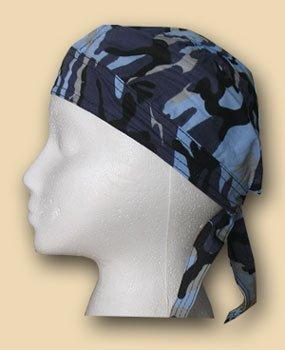Flagline Blue Sky - Camo EZDanna Headwrap