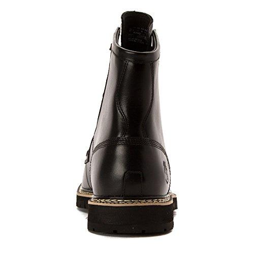 Timberland - Britton Hill WP Plain Toe Black - Boots Men