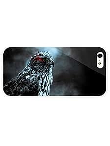 3d Full Wrap Case for iPhone 6 4.7 Animal Hawk36