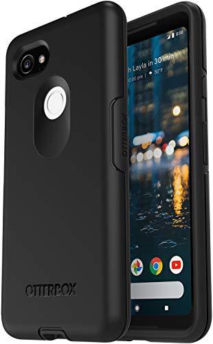 Pixel 2 XL Case - OtterBox Symmetry Series Case for Google Pixel 2 XL - Non-Retail Packaging - Black
