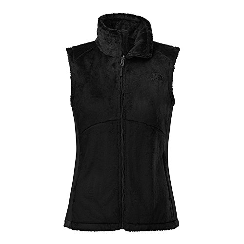 The North Face Women's Osito Vest, TNF Black, S