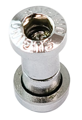 Sugino Seatpost clamp bolt, 17mm - chrome