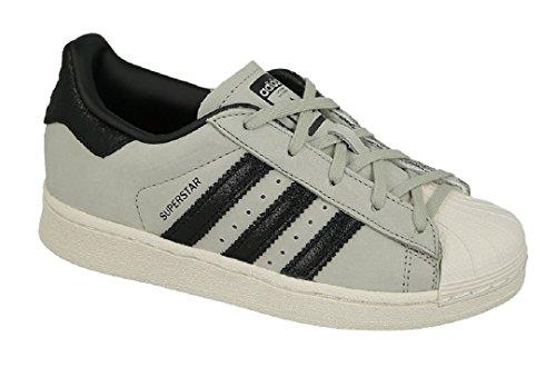 adidas Superstar Fashion C, Zapatillas de Deporte Unisex Niños Varios colores (Blatiz / Blatiz / Blatiz)