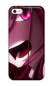 KristineWilliamsshop 1225268K10763145 Durable Protector Case Cover With Erza Scarlet Hot Design For Iphone 5/5s