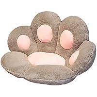 GYFDC 1PC 80X70cm Baby Bear's Paw Plush Chair Toy Children's Cushion Sofa Office Cushion Cat's Paw Plush Cushion…