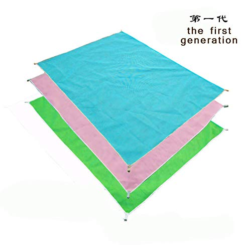 t:mon Leaky Beach mat Four Generations of The Same Outdoor Outdoor Beach Portable Beach mat Sand Free mat Upgrade Gifts