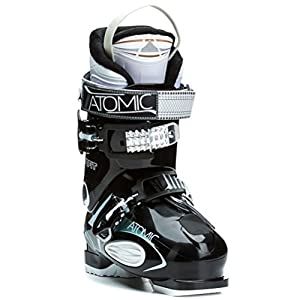 Atomic Live Fit 60 Ski Boots Womens Black Size 23.5