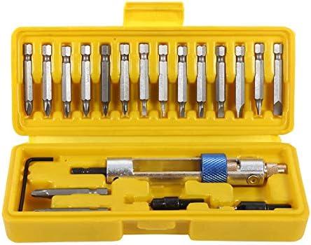 New 20pcs set Half Time Drill Driver Multi Function Screwdriver Tool Screw Power