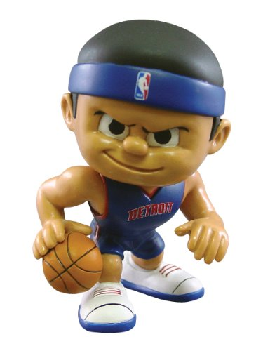 fan products of Lil' Teammates Detroit Pistons Playmaker NBA Figurines