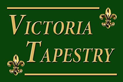 VICTORIA TAPESTRY - Cartera de mano con asa para mujer Rojo rojo