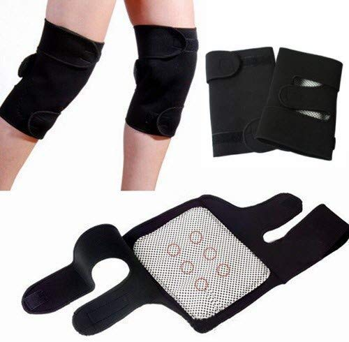 Amazon price history for ADA Self-Heating Knee Support,Cold-Proof Adjustable Tourmaline Magnetic Therapy Pad Arthritis Brace Protective Belt with Basic Open Patella Stabilizer