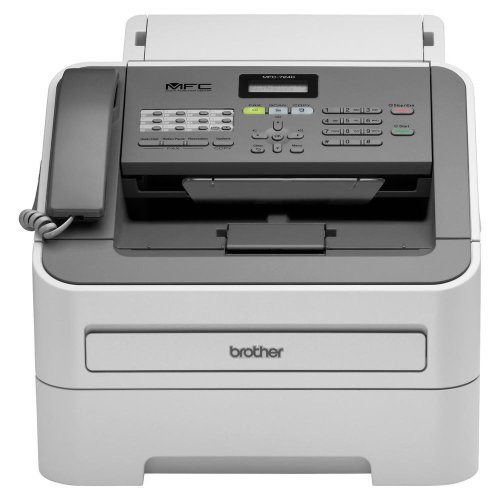 Brother Printer MFC7240 Monochrome Printer with Scanner, Copier and Fax (Best Small Fax Machine)