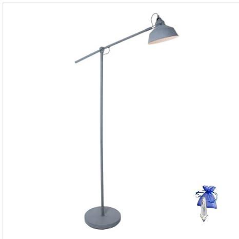 Giveaway - Lámpara de pie (casquillo E27, 230 V, 1322 gr ...
