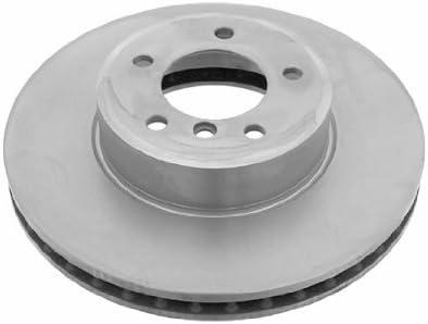 front internally ventilated No of Holes 5 2 Brake Disc febi bilstein 24343 Brake Disc Set