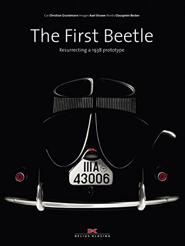 Pdf Transportation The First Beetle: Resurrecting a 1938 Prototype