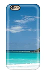6314242K29822988 Faddish Phone Flamenco Beach Case For Iphone 6 / Perfect Case Cover