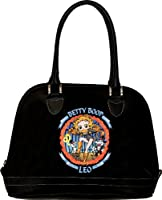 Licensed Betty Boop Leo Zodiac Handbag Purse ZB9056