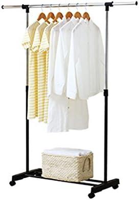 Jia He コートラック コートラックバルコニー衣類ラッククリエイティブハンガー寝室ハンガーシンプルな居間ハンガーサイズ:150x160x43cm @@