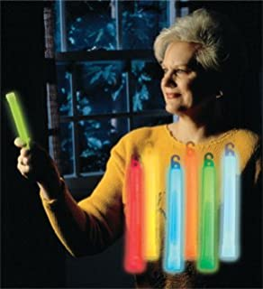 """product image for 6"""" Green Cyalume Snaplight - 12 HR - Pack of 25"""