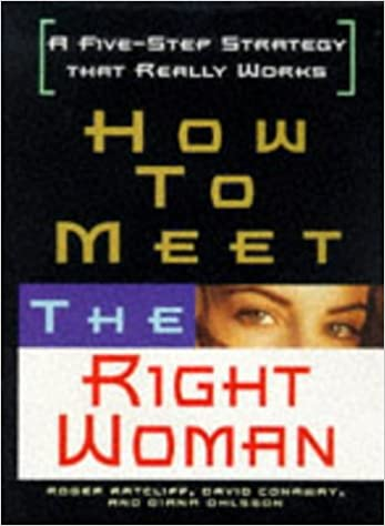 Meeting the right woman