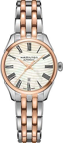 Hamilton Jazzmaster Automatic Mother of Pearl Dial Ladies Watch ()