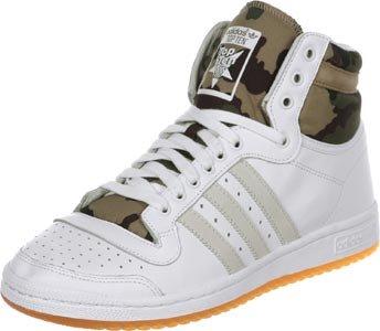 Adidas Herren Originals Originals Herren Top Ten Hi Chalk Weiß/Hemp Camo 49b771