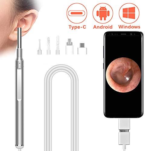 🥇 Otoscope USB Ear Camera