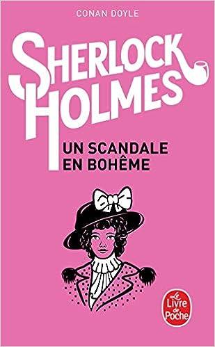 Un Scandale En Boheme Sherlock Holmes Policier Thriller