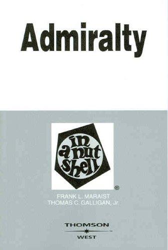 Admiralty in a Nutshell, 5th (Nutshell Series)