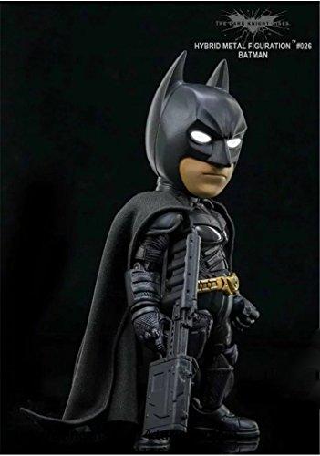 Batman The Dark Knight Hybrid Metal Figuration Toy Kid Child LED Action (Knight Hybrid)