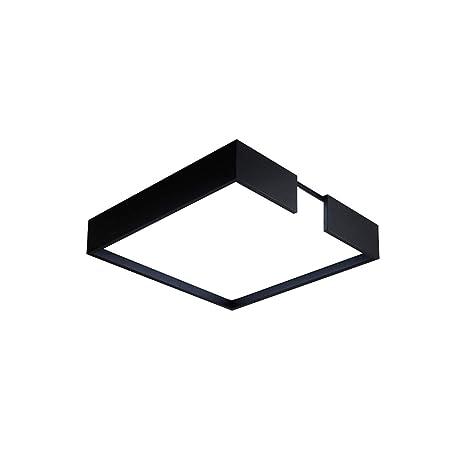 Luces de techo Lámparas de techo LED modernas, luces blancas ...