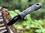 Custom Tactical Knife Personalized Groomsmen Gift Engraved Pocket Knives- Groomsman Husband Hunting Man Mens Boyfriend Camping Wedding Gifts Folding Blade Glass Breaker Knifes Spring Assisted Opening