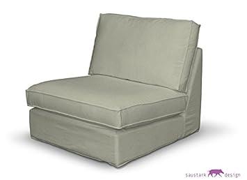 Saustark Design saustark design flair cover for ikea kivik armchair sand amazon co