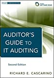 Auditor's Guide to IT Auditing, + Software Demo 2nd Edition