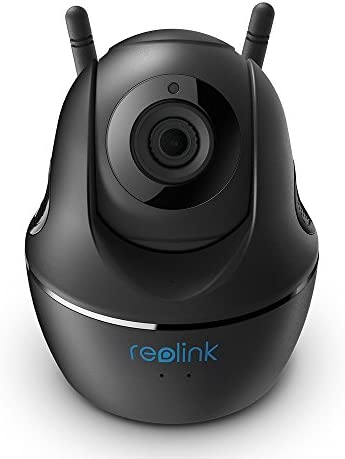 Reolink Indoor Camera 5GHz 2.4G Dual-Band WiFi 4MP HD Pan Tilt Baby Monitor, Wireless IP Cam for Home Security with PT Night Vision Activity Alert Two ...