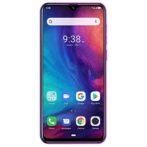 4G Handys ohne Vertrag, Ulefone Note 7P (Twilight) 6,1-Zoll-Tautropfen 3GB RAM + 32GB ROM, Android 9, Dual-SIM-Telefon…