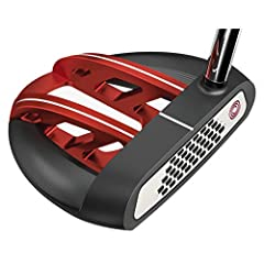 Odyssey is the #1 Putter in Golf, and the new EXO Putters with Stroke Lab shafts represent a remarkable meeting of three of our newest innovations: EXO construction, White Hot Microhinge Insert, and Stroke Lab Weighting. The result is a spect...