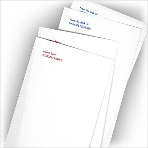 Personal Memo Sheets - 200 Sheet Pad - MMM2