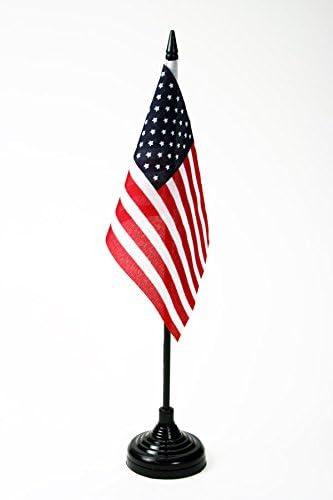 AZ FLAG Bandera de Mesa de los Estados Unidos 15x10cm - BANDERINA ...