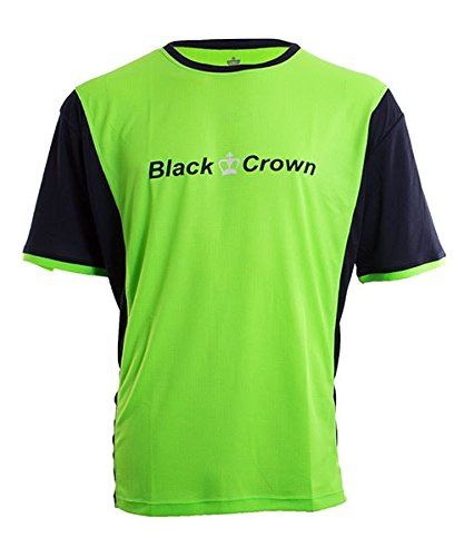 Camiseta Padel Black Crown Hombre Keep-Verde-M: Amazon.es ...