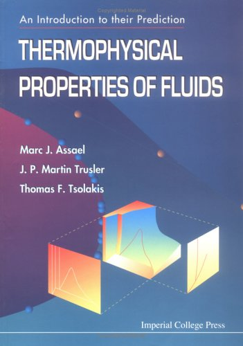 Thermophysical Properties of Fluids: An Introduction to Their Prediction (Series on Chemical Engineering and Chemical Te