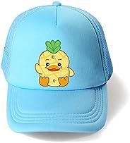 JIACHUN Kids Baseball Hat Cartoon Cap Outdoor Sun Hats Sports Caps Baseball Caps