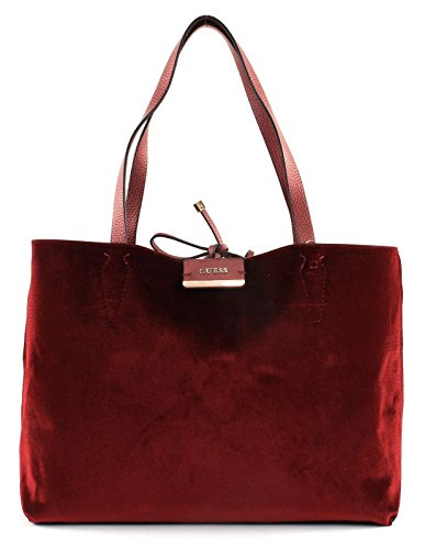 Guess Tote Hwvl6422150 Out Bobbi Inside Rosso rIqw7rpt