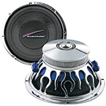 """Audiobahn AW831T, 20cm (8"""") Natural Sound Subwoofer, 200W RMS"""
