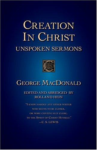 Download Creation in Christ: Unspoken Sermons pdf